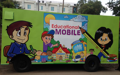 education-mobile-van