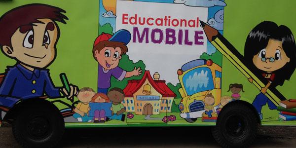 education-van